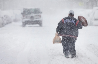 'Payback for Last Year': City Braces for Snowy, Cold Winter