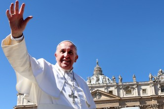 Pope Francis Urges Action on Climate Change
