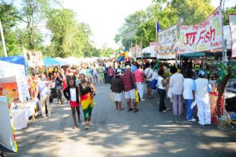 18th Annual International African Caribbean Festival of Life