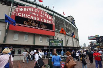 Pieces of Wrigley Field Up For Sale