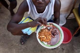 "Haiti: ""Food Supply Trashed by Earthquake"""