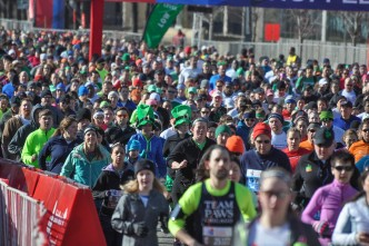 List of Street Closures in Place for 2017 Shamrock Shuffle