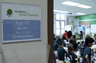 "Children Learn At A ""Green School"""