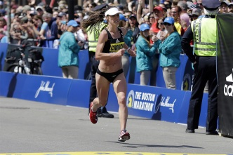 2016 Chicago Marathon Elite Runner: Sarah Crouch
