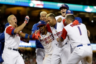 Puerto Rico in Scarce Supply of Hair Dye Amid Baseball Fever