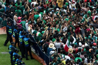 Mexico's Win Against Germany May Have Prompted Artificial Earthquake