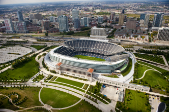 Bears Sue Monterrey Security for Failing to Pay for Soldier Field Skybox