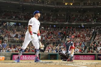 Home Run Derby: Schwarber Falls to Harper in Thrilling Final