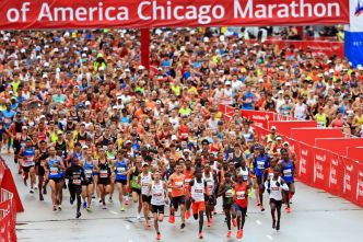 Watch Sunday's Chicago Marathon Live From Around the World