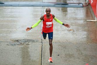 Mo Farah Wins 2018 Bank of America Chicago Marathon