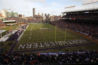 Cubs Angling to Host Bowl Game at Wrigley Field