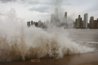 National Weather Service Issues Alert for Chicago Beachgoers