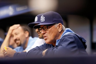 Maddon Hopes to Display Acting Chops on 'Curb Your Enthusiasm'