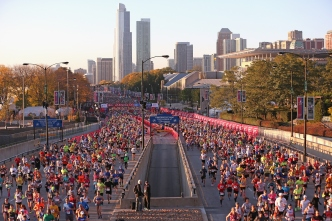 Chicago Marathon Becomes Largest Sustainable Running Event