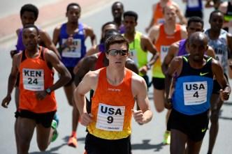 2019 Chicago Marathon Elite Runner: Brian Shrader