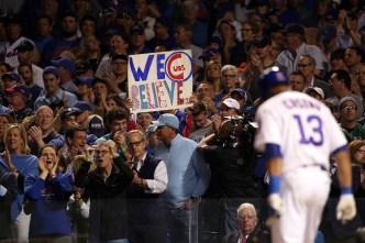 Castro Thanks Cubs Fans in Heartfelt Letter