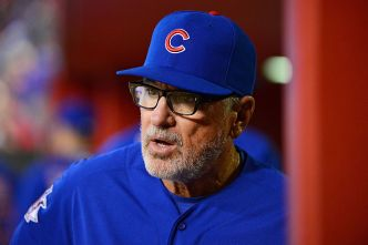 Maddon Addresses Cardinals' Ban on 'Try Not to Suck' Shirts