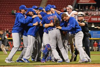 Vegas Oddsmakers Bullish on Cubs' Chances at History