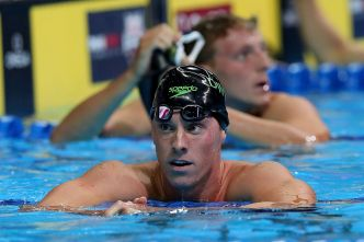 Conor Dwyer Looks to Complete 'Unfinished Business' in Rio