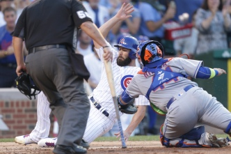 Arrieta Returns to Form, But Cubs Fall to Mets 2-1