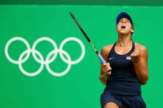 Illinois' Madison Keys Falls Short of an Olympic Medal