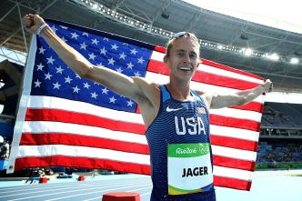 Algonquin's Evan Jager Races to Historic Silver Medal in Rio