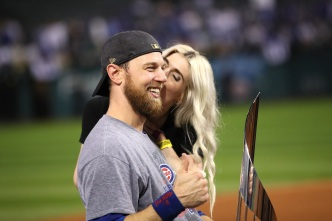 Ben Zobrist Accused Wife of 'Inappropriate Marital Conduct'