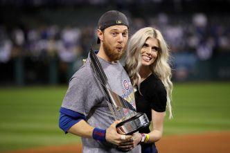 Julianna Zobrist Files for Divorce from Cubs' Ben Zobrist