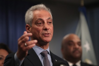 Emanuel Responds to Transgender Bathroom Policy Change