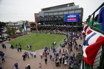 No Watch Parties at Park at Wrigley for First NLCS Games