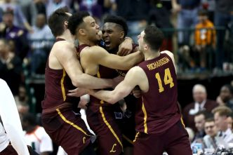Loyola to Take on Tennessee, Vie for Spot in Sweet Sixteen