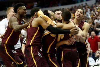 Loyola-Chicago Savoring Sweet NCAAs After Grassroots Rebuild