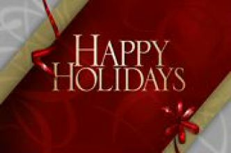 Holiday Greetings from Wanda Womack