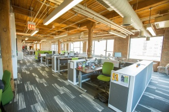 McDonald's Unveils New River North Digital Office