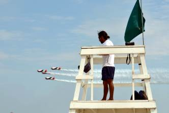 Air and Water Show Set to Kick Off
