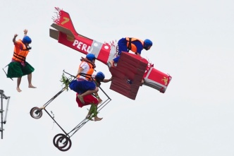 Flugtag: Thrills and Spills