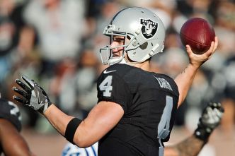 New Deal Makes Raider's Derek Carr NFL's Highest Paid QB