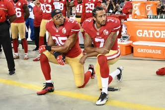 Kaepernick Says He's Received Death Threats Over Protest