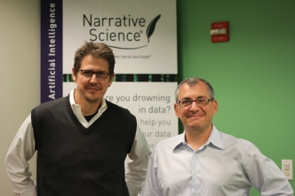 Spotlight: Narrative Science