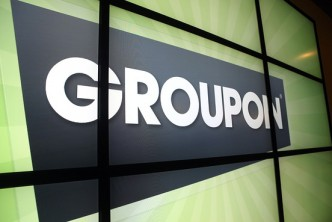 Groupon's Stock Slides Below Initial Asking Price
