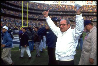 Longtime Chargers Owner Alex Spanos Dies at 95