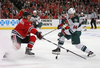 Hjalmarsson's Crazy Toughness a Blessing for Blackhawks
