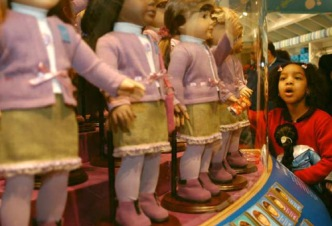 Mattel's American Girl Dolls to Be Sold at Toys R Us Stores