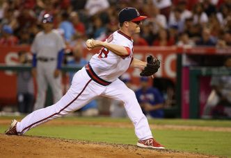 Cubs Acquire Joe Smith in Trade With Angels