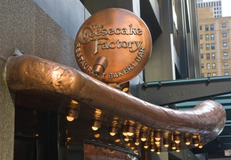 Cheesecake Factory, Uno Dishes Earn 'Xtreme Eating' Awards