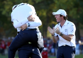 Comeback Complete, Europe Wins Ryder Cup