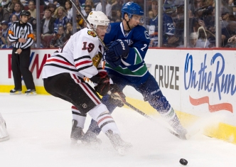 Quest For the Cup: Your Move, Hawks