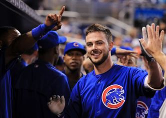 Kris Bryant Has Historic Afternoon at Wrigley Field Thursday