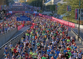 2014 Chicago Marathon Comes To a Close