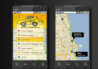 All Hail the Taxi Share App